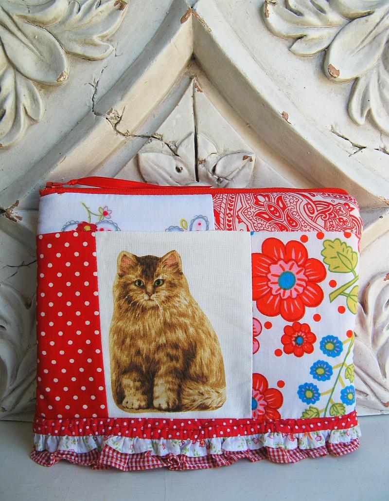 colorful Kitty bag