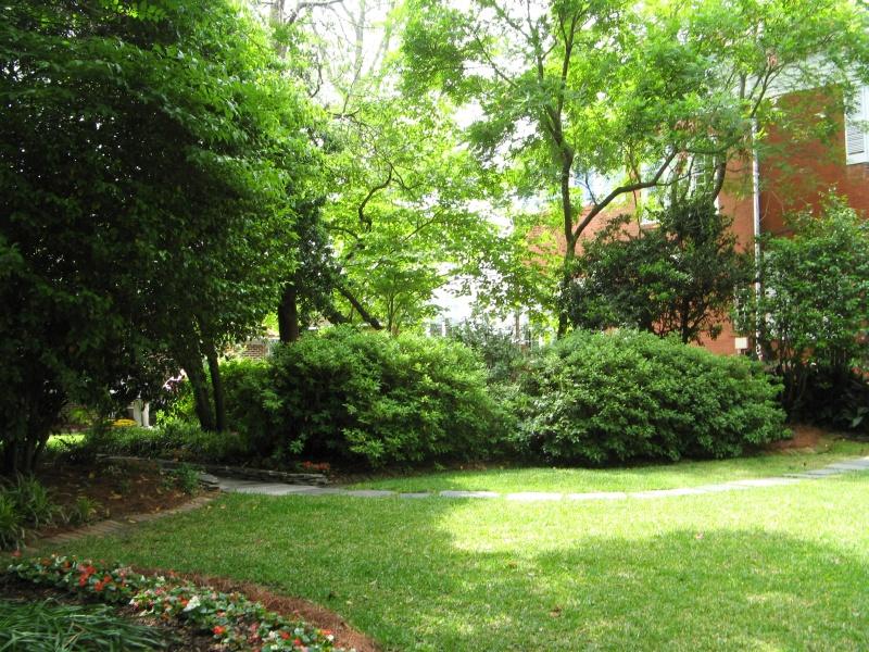 Path to another secret garden