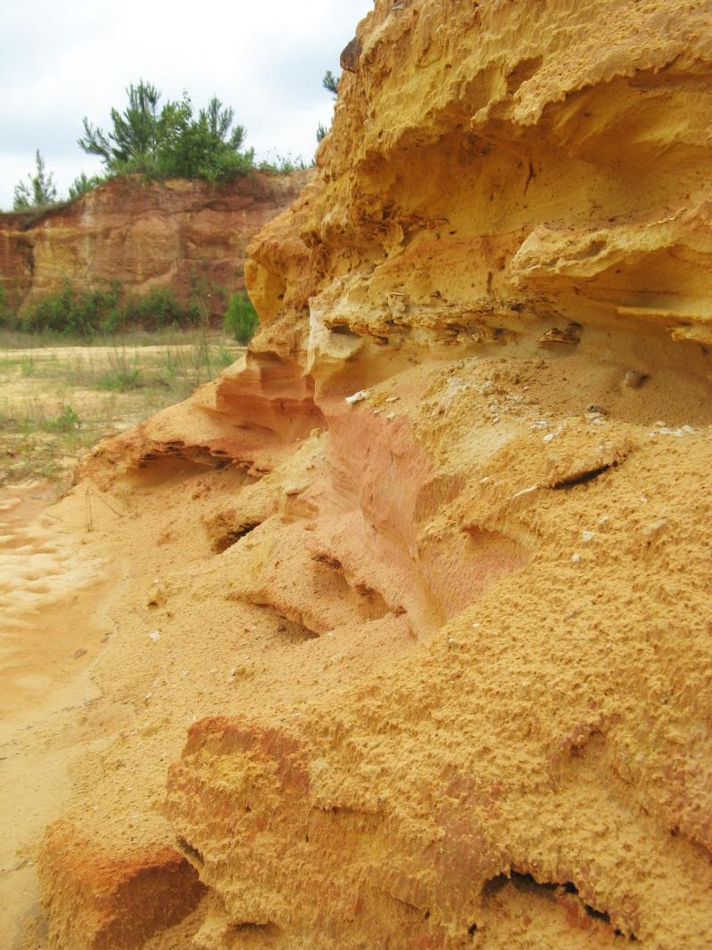 Georgia red clay