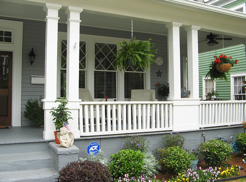 Front porch - Homes front porch designs pictures ...