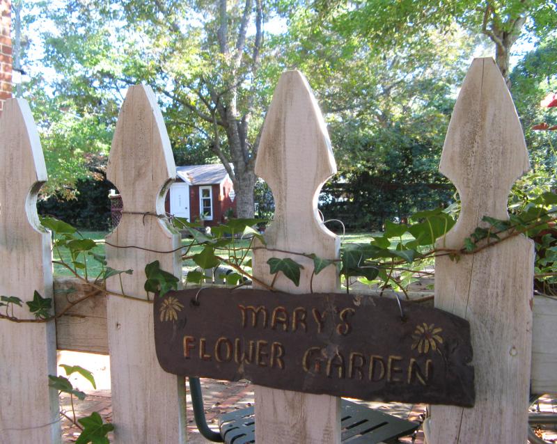 Mary's Flower Garden