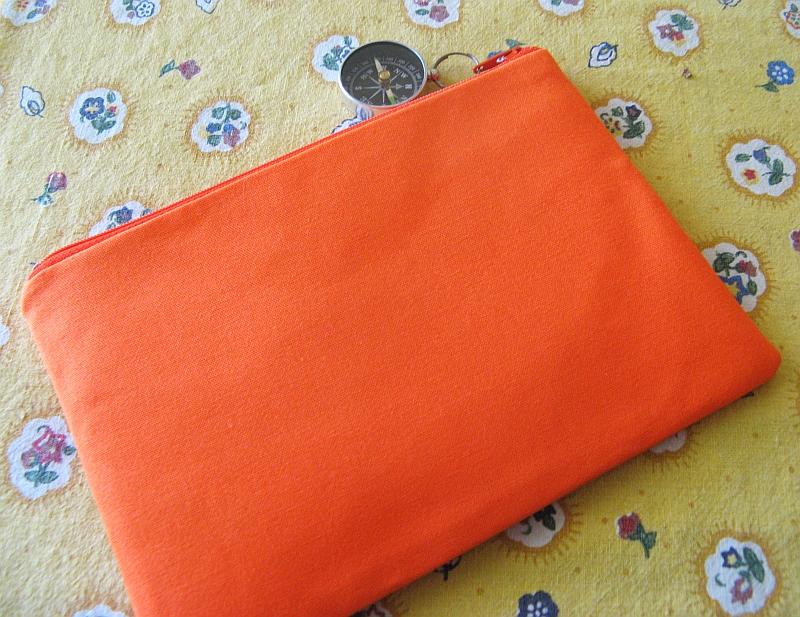Orienteering pouch