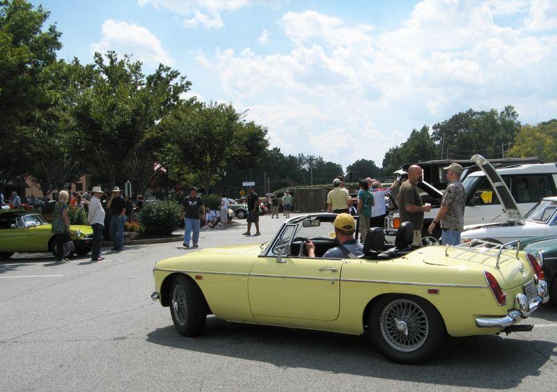 British Car Fayre 74