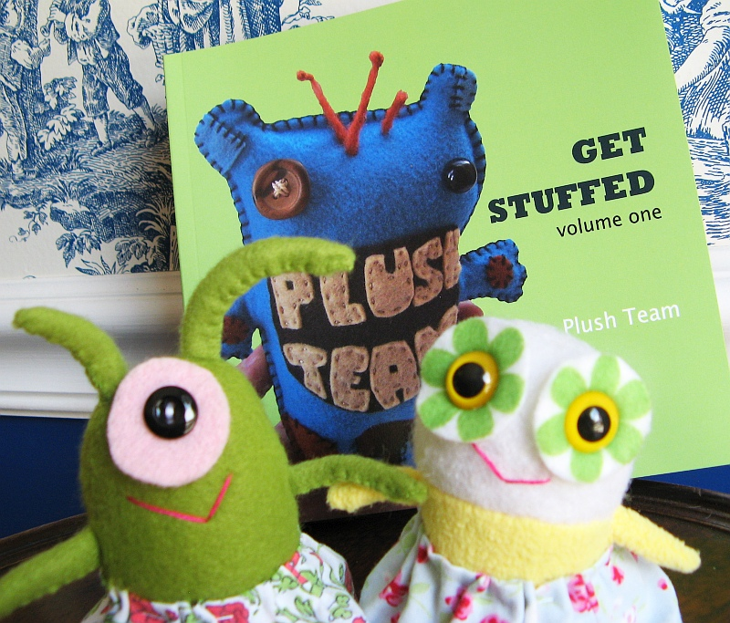 Plush Team Book Get Stuffed