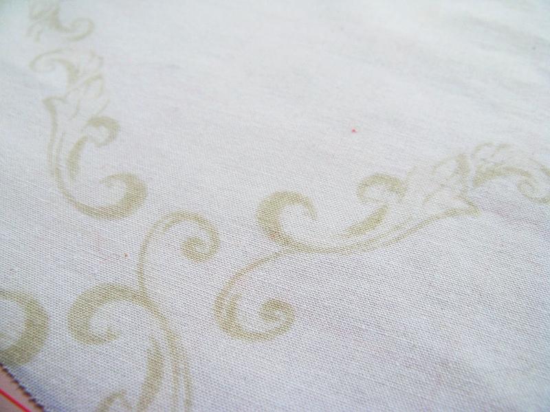 Mermaid body fabric