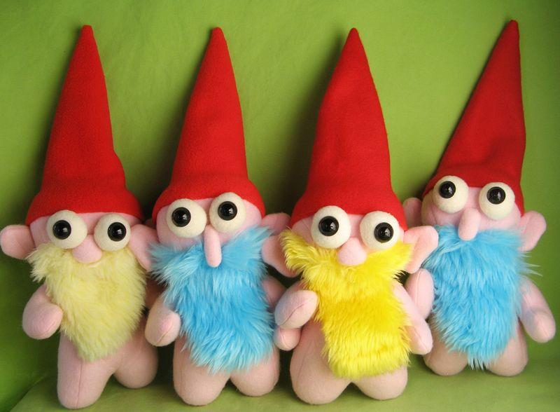 Gnudie Gnomes group