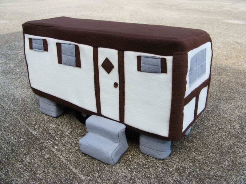 Plush trailer 3