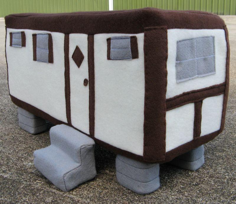 Plush trailer 1