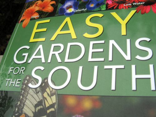 Easy Gardens for the South book