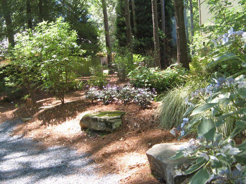 A Henry County Georgia Garden Tour 2012 woodlen garden
