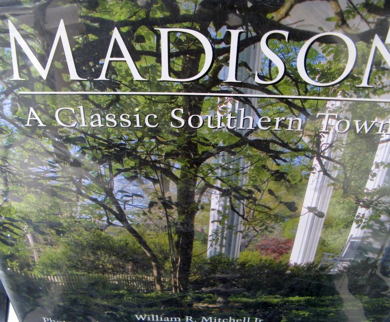Madison A Classic Southern Town by William R. Mitchell Jr. and photography by Van Jones Martin and James R. Lockhart