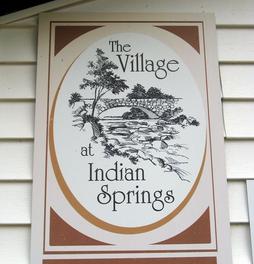 The Village at Indian Springs Georgia