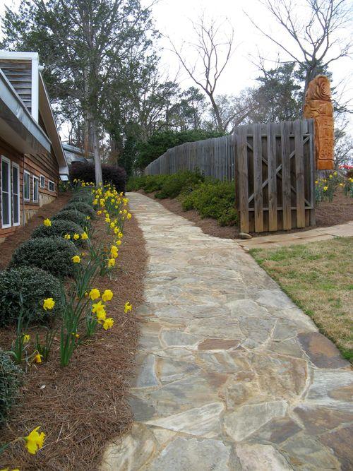 Indian Springs Georgia walkway