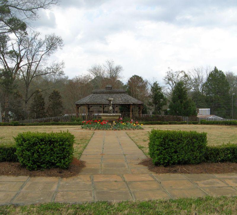 Indian Springs Georgia Rose Garden