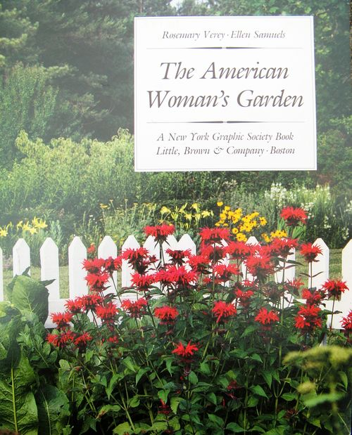 The American Woman's Garden by Rosemary Verey