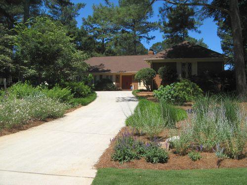 2012 Henry County Georgia Garden Tour front