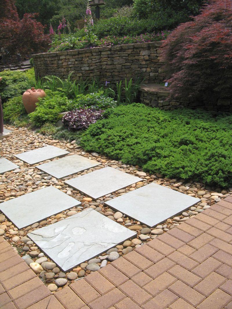 Athens Garden Tour 2012 walkway