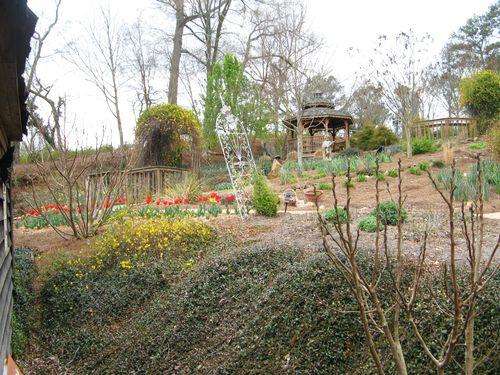 Indian Springs Georgia Whimsical Garden