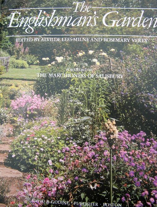 The Englishman's Garden by Rosemary Verey