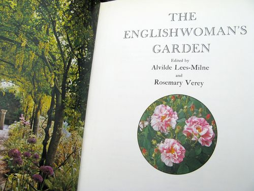 The Englishwoman's Garden by Rosemary Verey