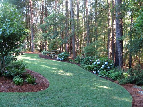 Henry County Georgia Garden Tour 2012 backyard