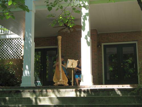 Garden Tour Henry County Georgia 2012 harp