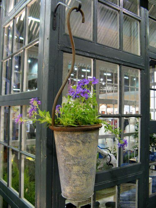 Southeastern Flower Show Atlanta 2013 flower bucket