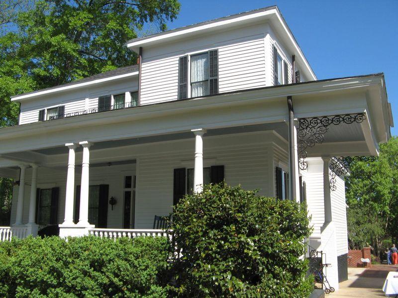 Athens Georgia Garden Tour 2013 house