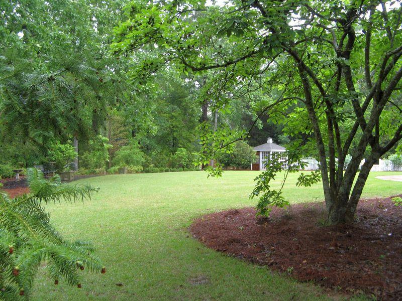 Macon Georgia Garden Tour 2013 lovely view