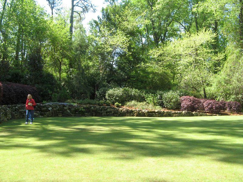 Athens Georgia Garden Tour 2013 great lawn