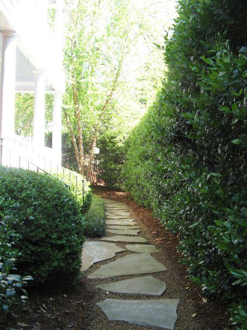 Athens Georgia Garden Tour 2013 sideyard