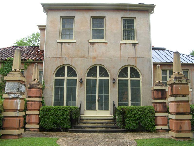 Macon Georgia Garden Tour 2013 house