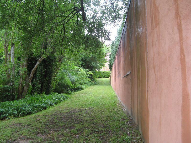Macon Georgia Garden Tour 2013 grass path